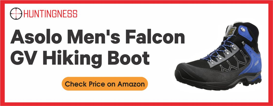 Asolo Falcon GV - Hiking Boots
