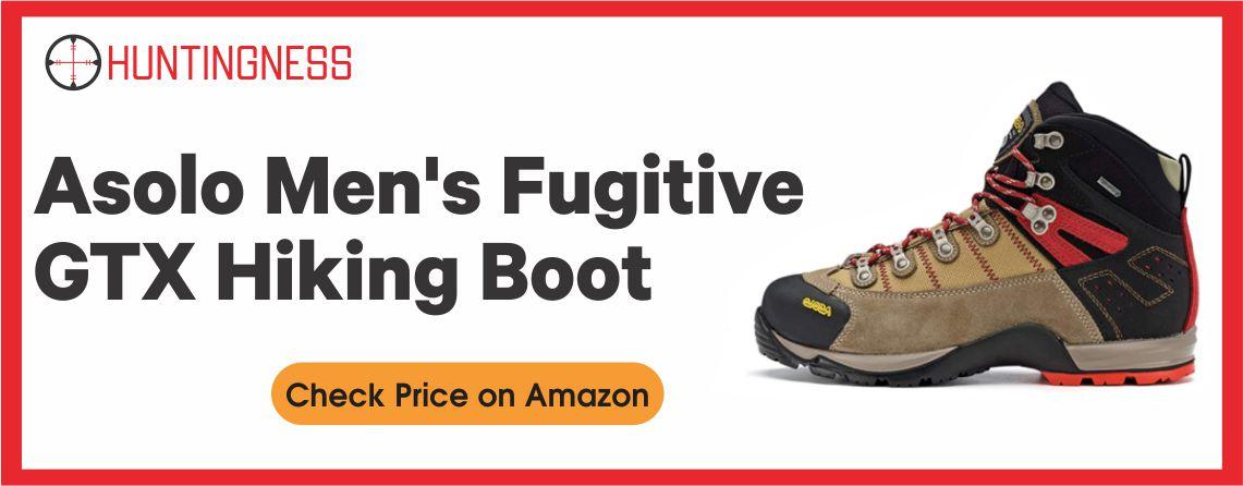 Asolo Men's Fugitive - Best GTX Hiking Boot