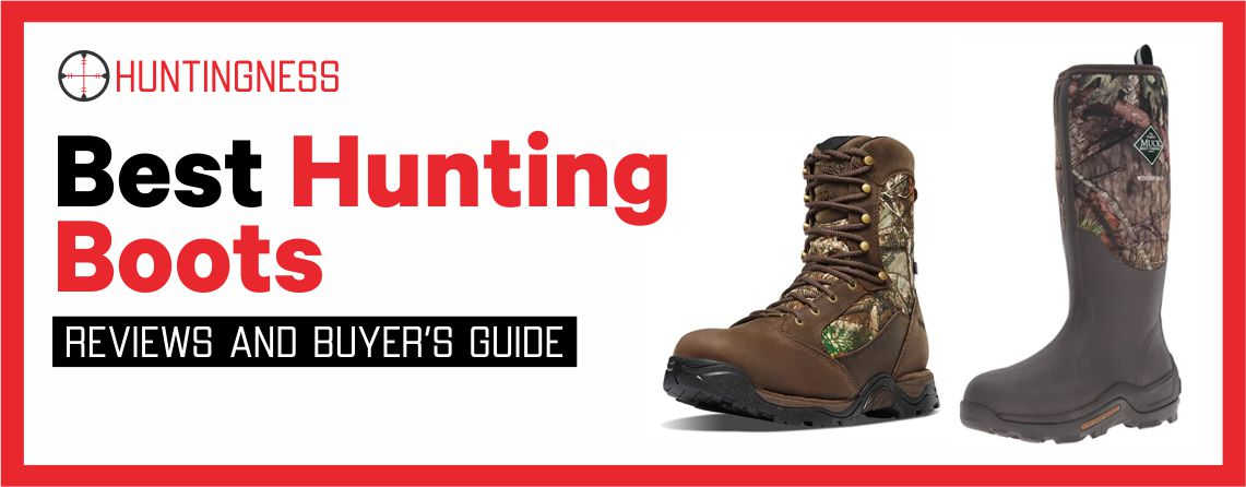 Best Hunting Boots 2021 Reviews and Buyer's Guide