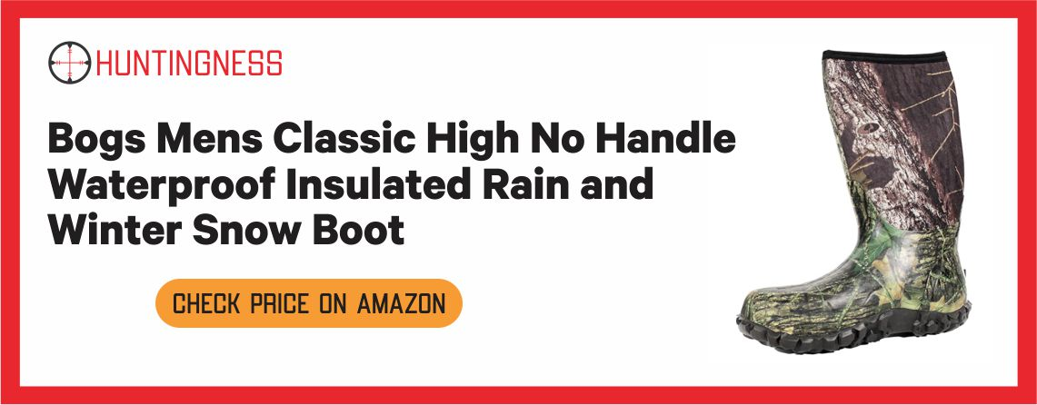 Bogs Men's Classic - High Rain and Winter Snow Boots