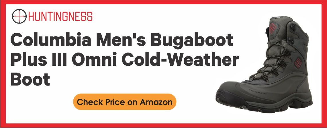Columbia Men's Bugaboot - Best Cold-Weather Boot