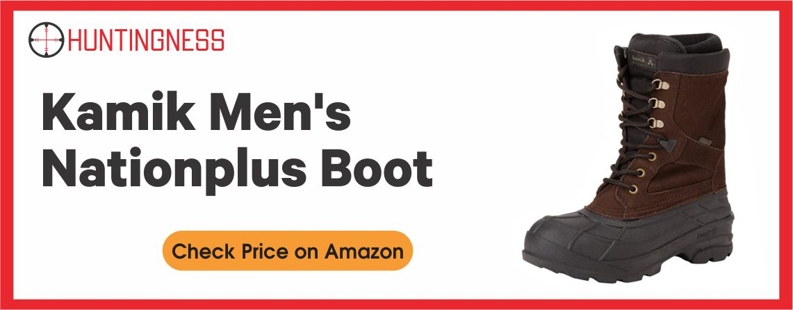 KAMIK Nationplus Boot - Best Value