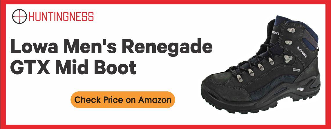 Lowa Renegade - GTX Mid Hunting Boot