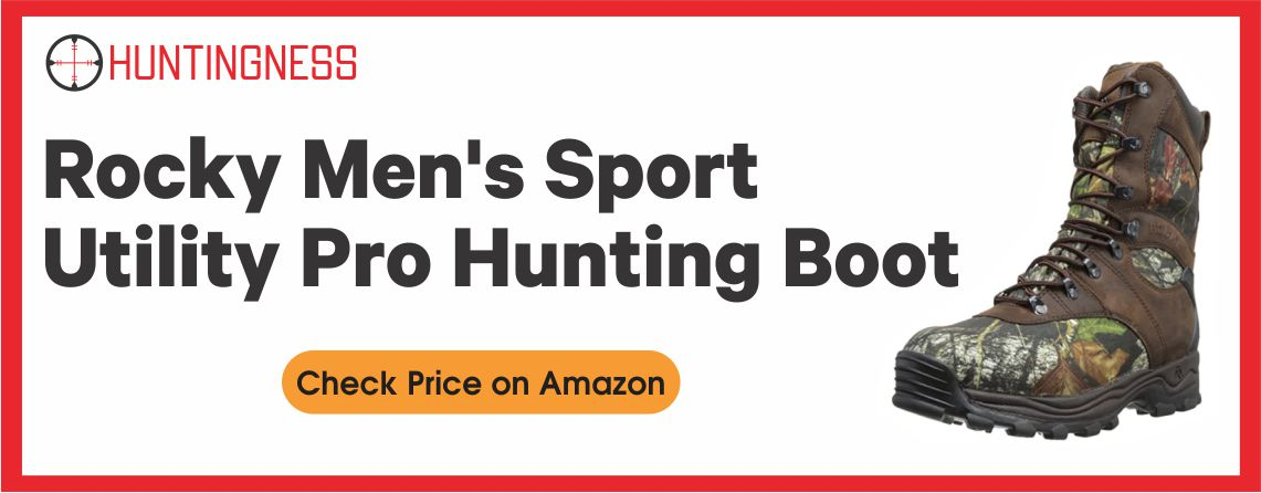 Rocky Men's Sport Utility - Best Pro Hunting Boot
