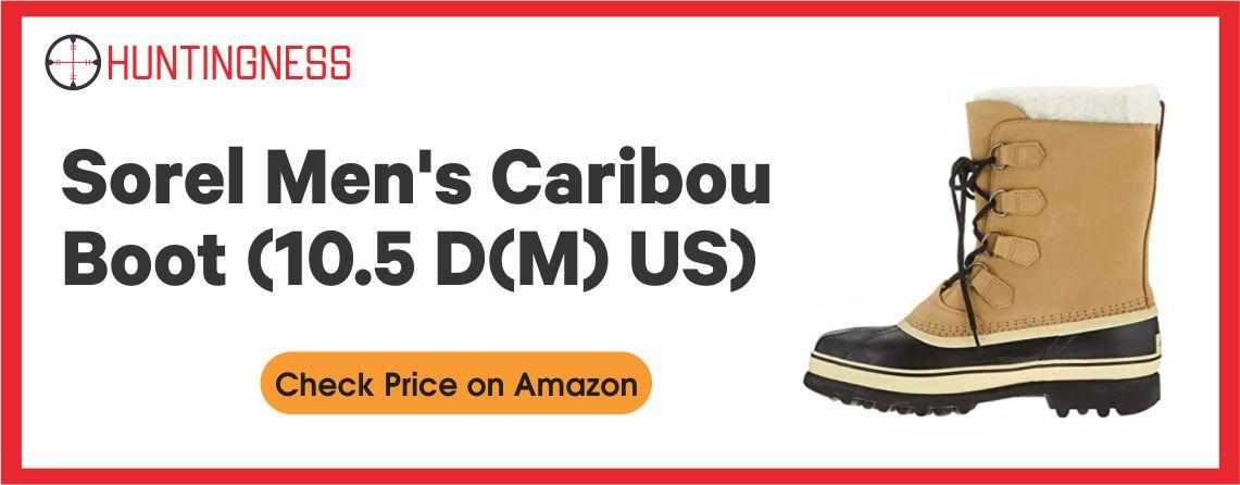 SOREL Men's - Best Caribou Hunting Boots