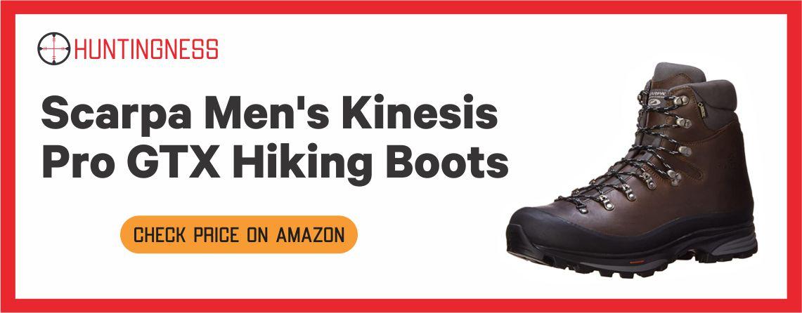 Scarpa Men's Kinesis - Pro GTX Hiking Boots