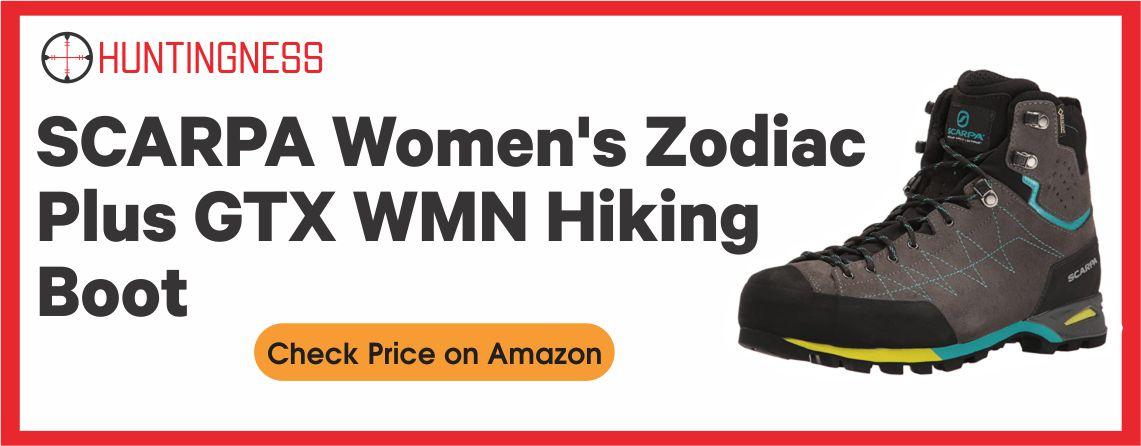 Scarpa Zodiac Plus - Best Hunting Boot for Women