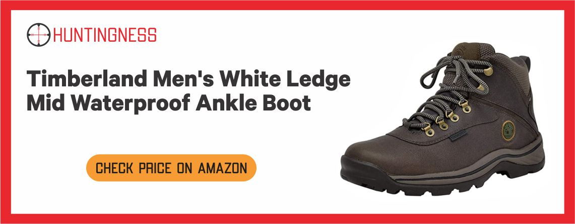 Timberland's White Ledge - Ankle Hunting Boots