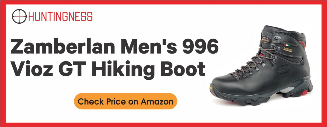 Zamberlan Men's 996 - Vioz GT Hiking Boot