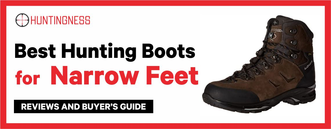 4 Best Hunting Boots for Narrow Feet