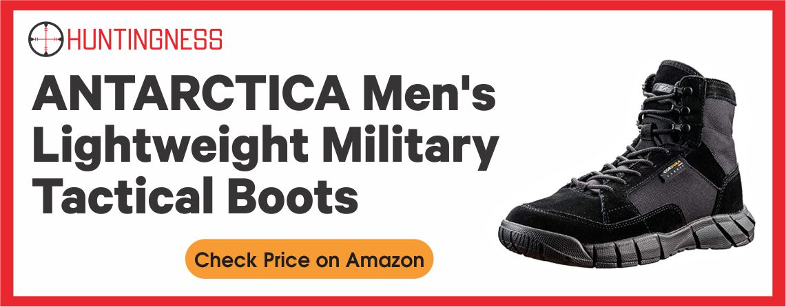ANTARCTICA Men's - Best Lightweight Tactical Boot