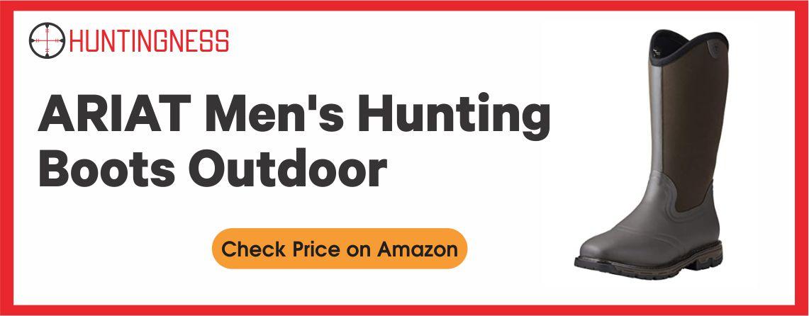 ARIAT - Best Out door Men's Hunting Boots