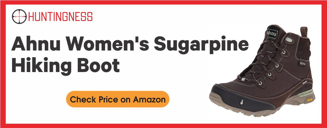 Ahnu - Best Hunting Boots for Plantar Fasciitis for Women
