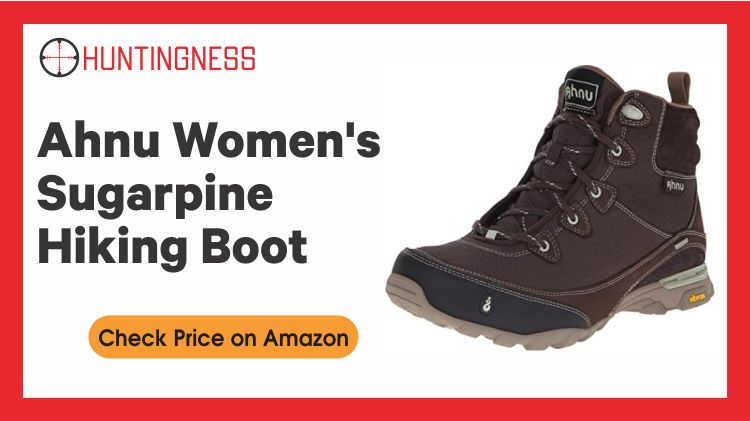 Ahnu Women's - Best Hunting Boots for Plantar Fasciitis for Women