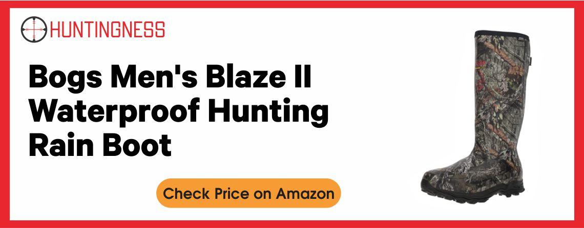 BOGS Blaze II - Best Water Proof Bow Hunting Boot