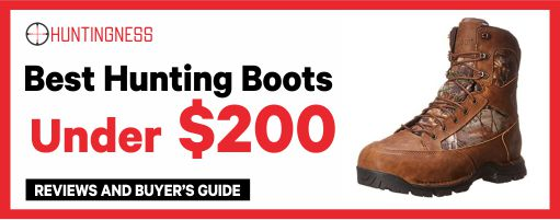Best Hunting Boots under $200
