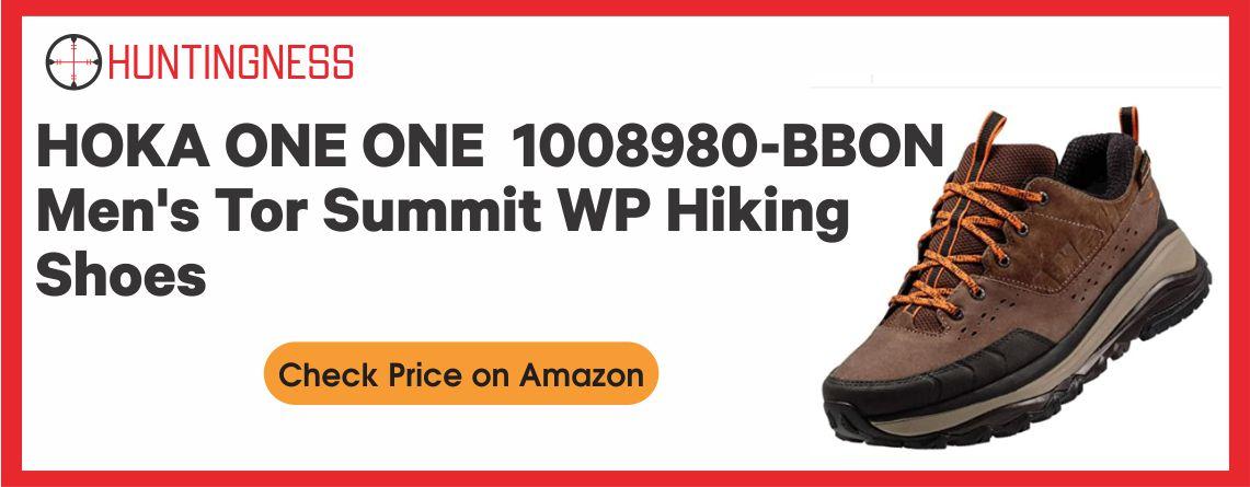 Hoka One One Men's - Tor Summit Hiking Shoe