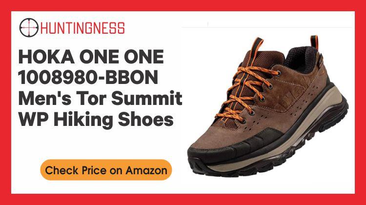Hoka One One Men's - Tor Summit Hiking Shoes