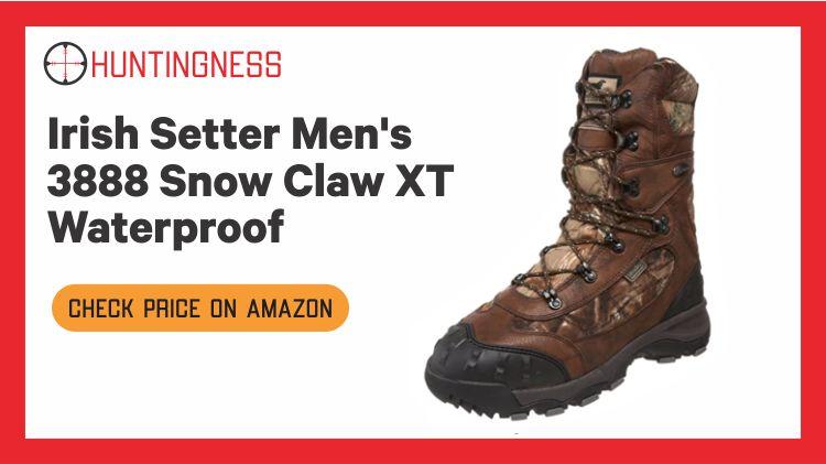 Irish Setter Men's 3888 - Best Extreme Cold Boots