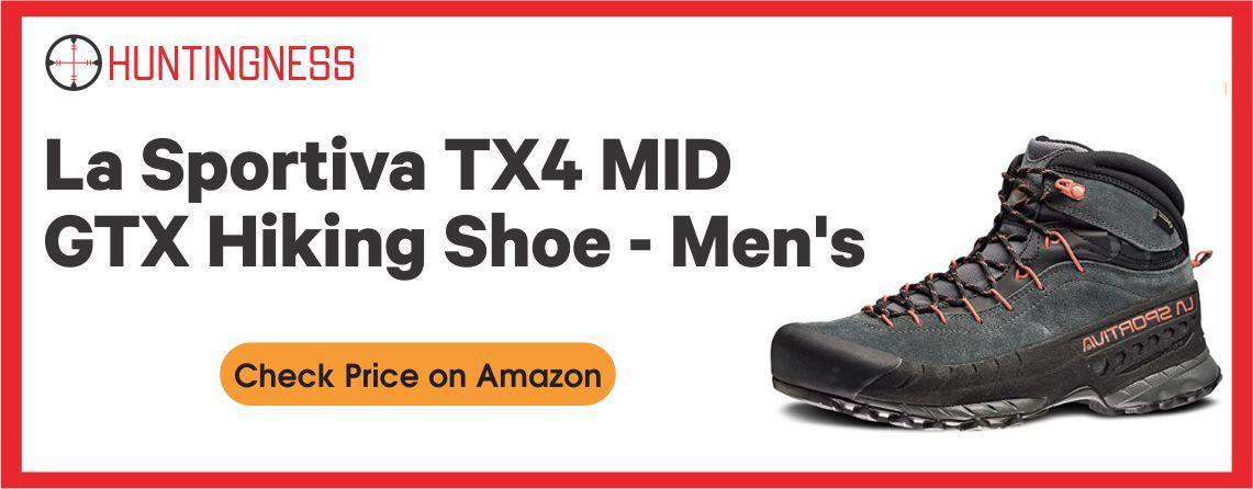 La Sportiva Men's TX4 - MID GTX Hiking Shoe