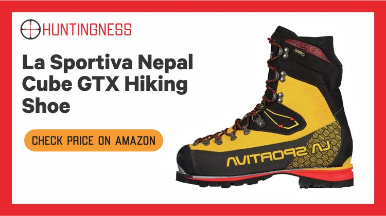 La Sportiva Nepal - Cube GTX