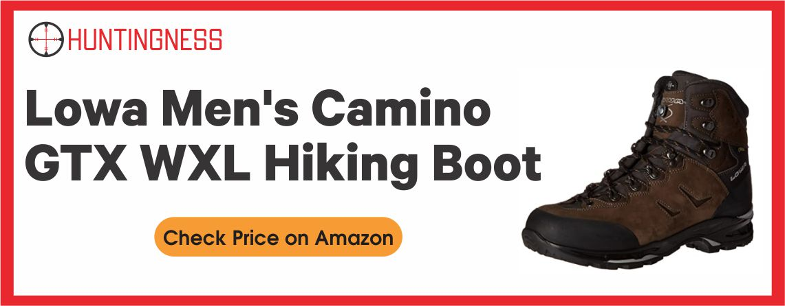 Lowa Men's Camino - GTX Hunting Boots