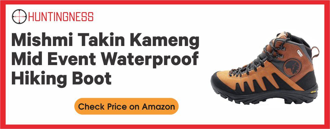 Mishmi Takin Kameng - Mid Event Waterproof Boot