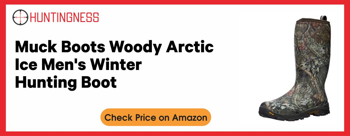 Muck Boots Woody Arctic - Hunting Boots