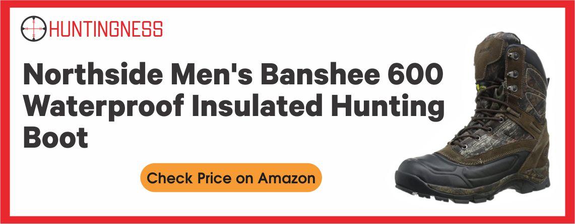 Northside Men's Banshee - 600g Hunting Boot