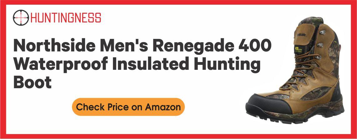 Northside Men's - Renegade Hunting Boot