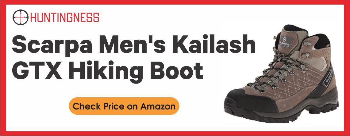 Scarpa Men's Kailash - GTX Boots