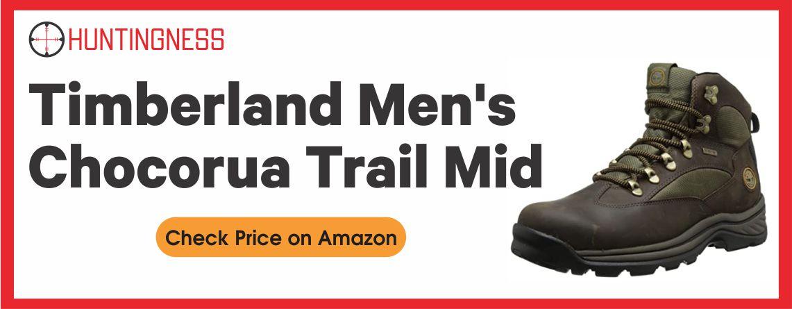 Timberland Men's Chocorua - Trail Mid Hunting Boot