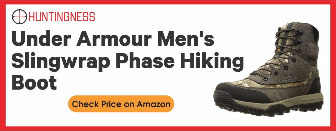 Under Armour Men's SF - Bozeman 2.0 Hiking Boots