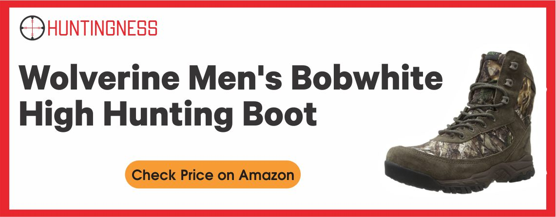 Wolverine Men's Bobwhite - High Hunting Boot
