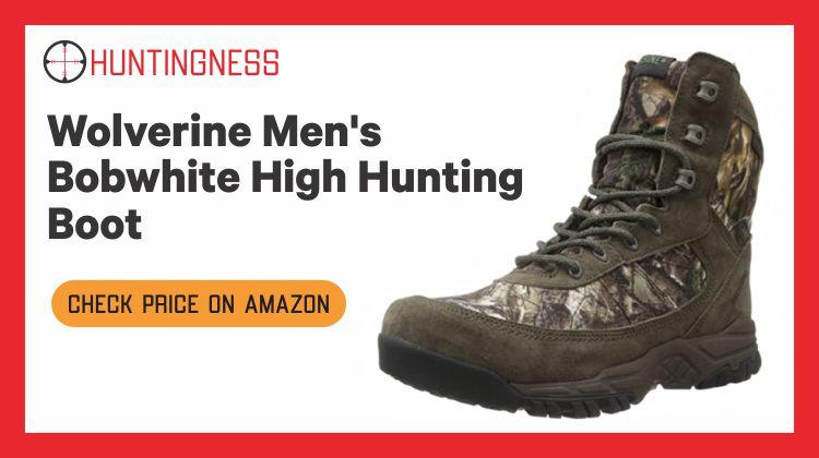 Wolverine Men's Bobwhite - High Hunting Boots