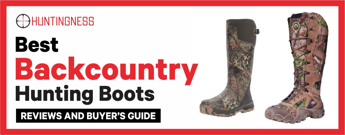 Best Backcountry Hunting Boots Reviews and Buyer's Guide