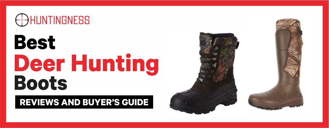 Best Deer Hunting Boots 2021 Reviews and Buyer's Guide