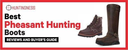 Best Pheasant Hunting Boots