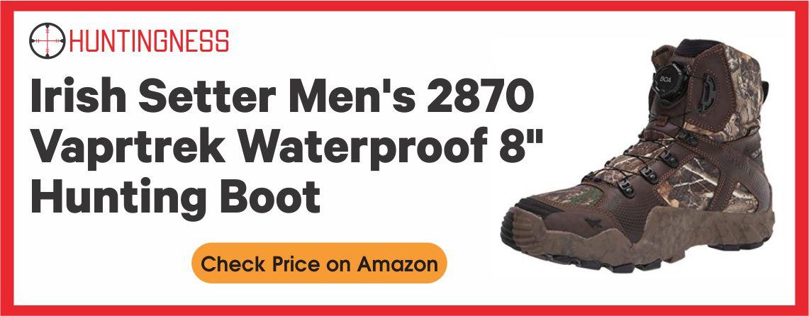 Irish Setter 8 inches - Vaprtrek Water Hunting Boot