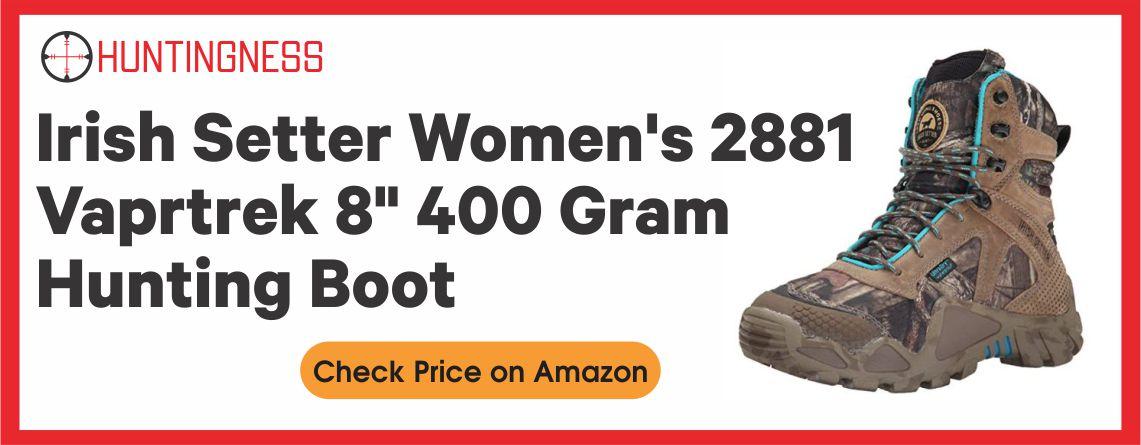 Irish Setter 2881 - Best Upland Women's Hunting Boot
