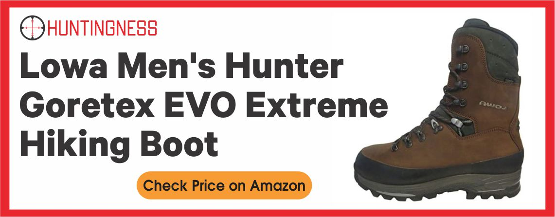 Lowa Men's Hunter Goretex EVO Extreme Hiking Boot