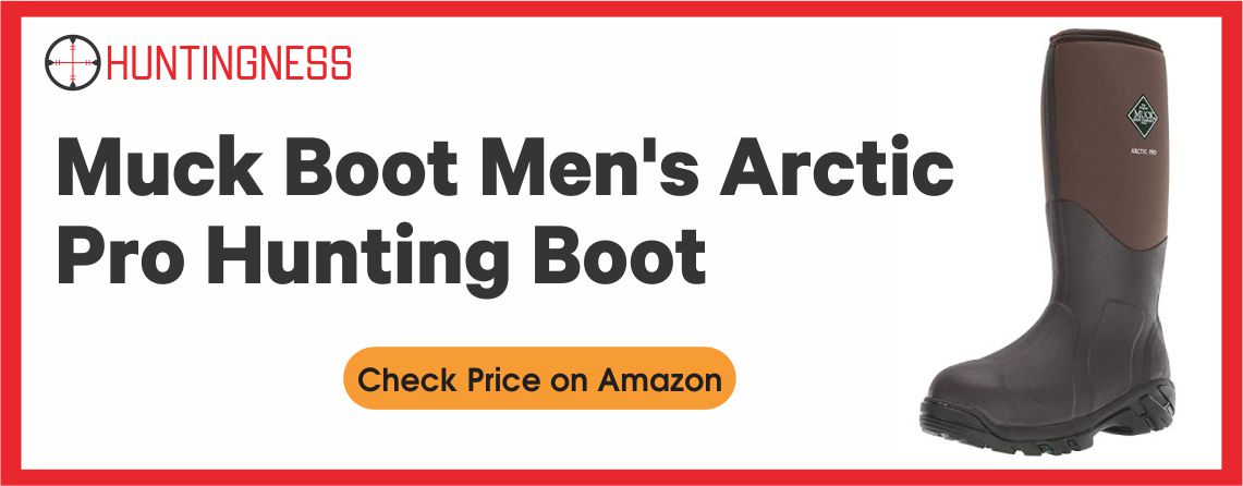 Muck Pro Pheasant - Best Pheasent Hunting Boots for Men