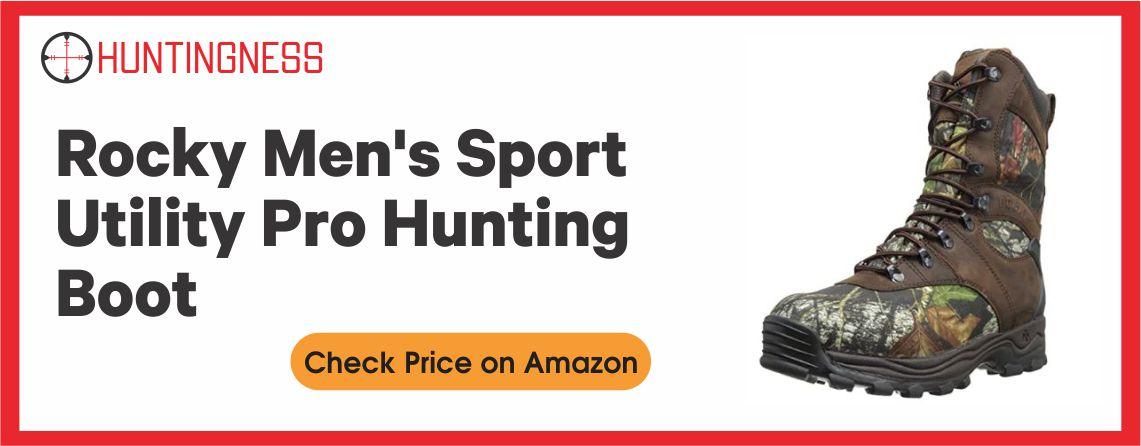 Rocky Men's Sport Pro Hunting Boot