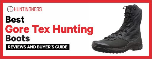 Best Gore Tex Hunting Boots