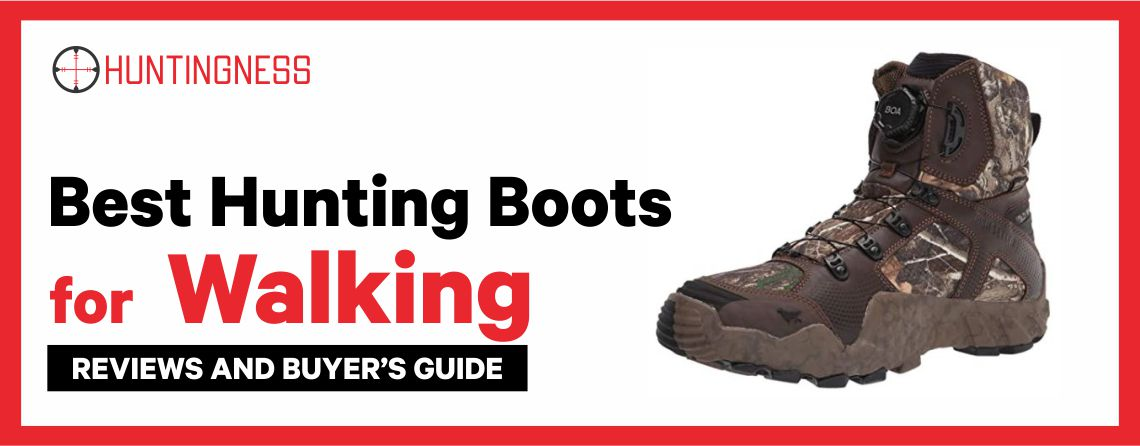 Best Hunting Boots for walking reviews