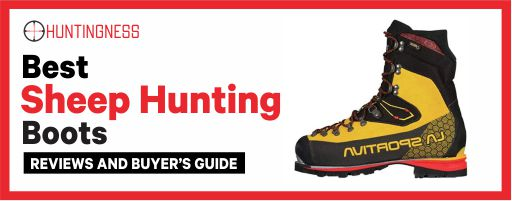 Best Sheep Hunting Boots