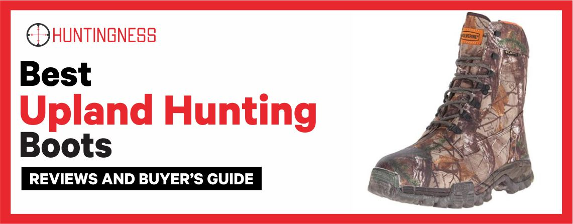 Best Upland Hunting Boots 2021 Reviews and Buyer's Guide