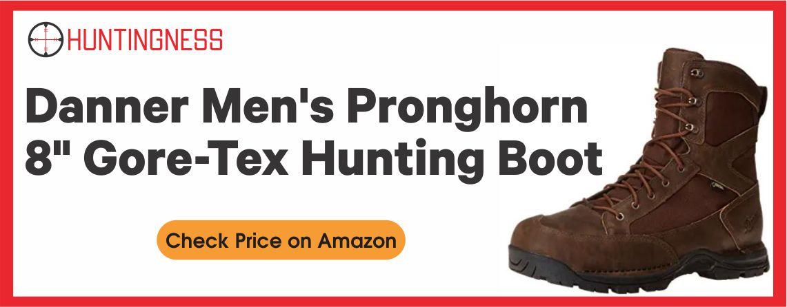 """Danner Men's Pronghorn 8"""" Gore-Tex Hunting Boot"""