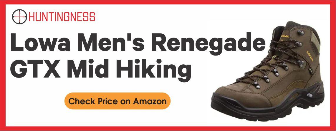 Lowa Men's Renegade GTX Mid Hiking