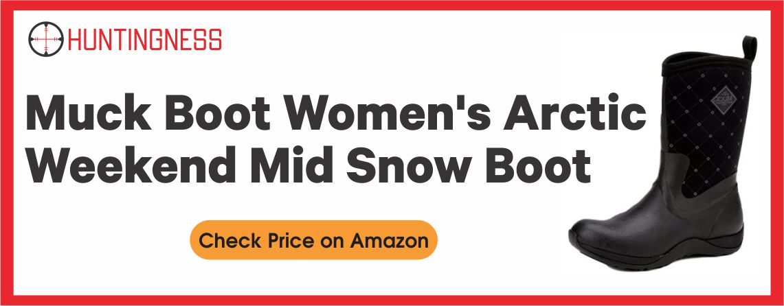 MUCK Boot Women's Arctic - Snow Hunting Boot